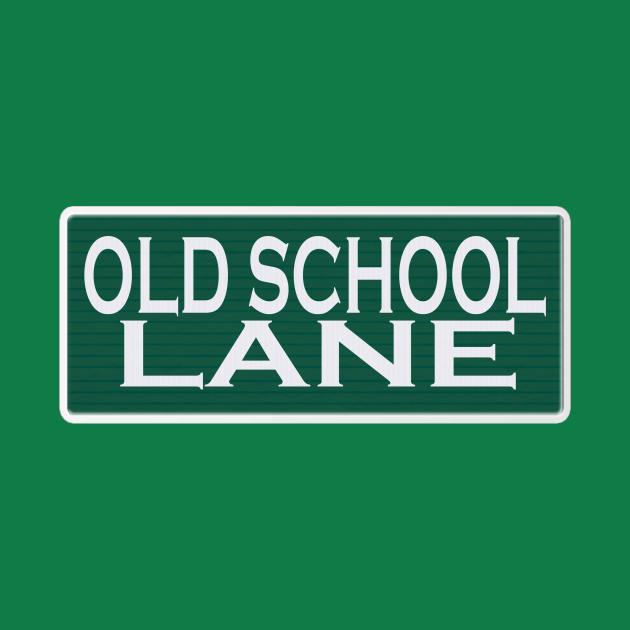 Old School Lane