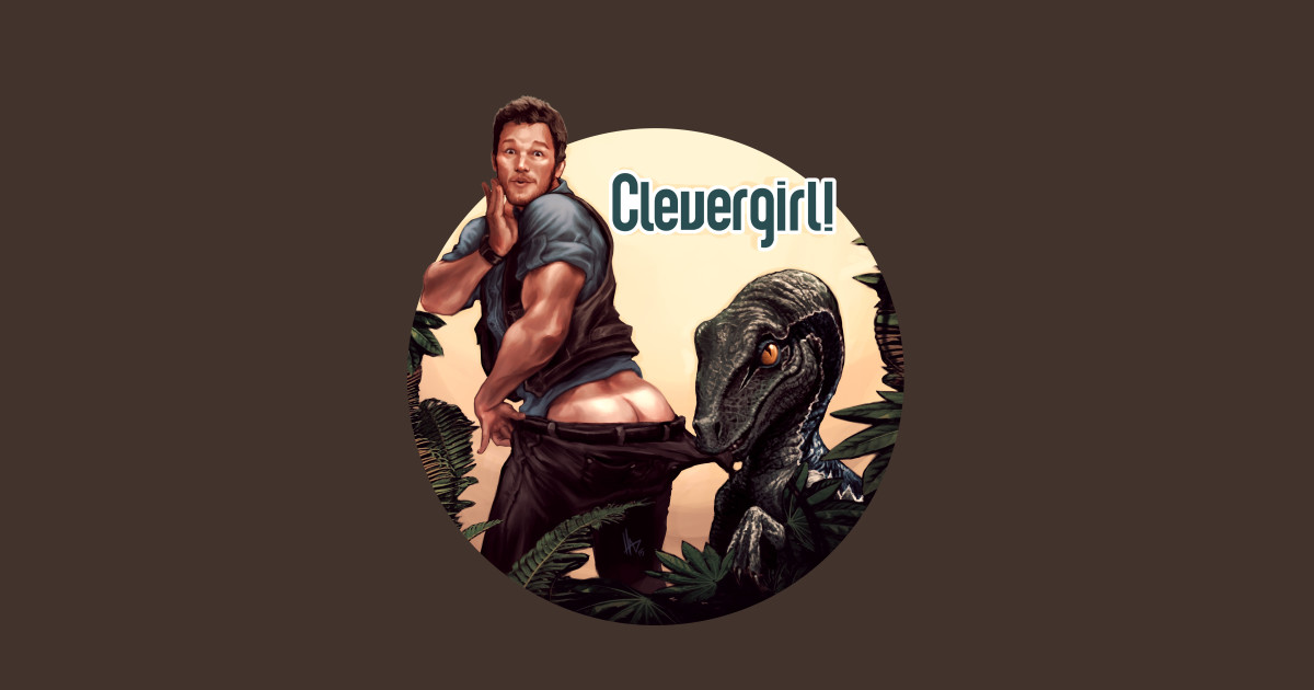 Clever Girl! - Jurassic World - T-Shirt | TeePublic