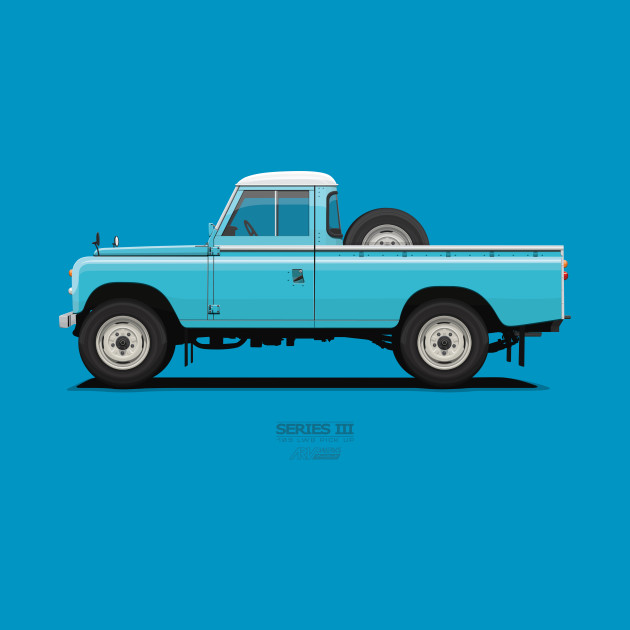 by truck keith pickup jr featured webber photograph rover landrover land