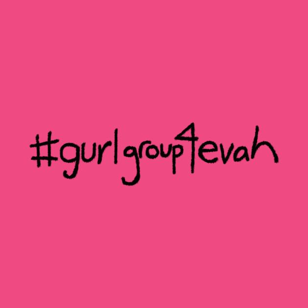 Paula's #gurlgroup4evah Shirt - Crazy Ex-Girlfriend