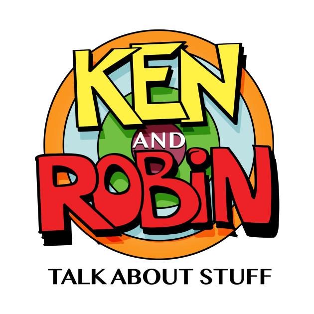 Ken and Robin Talk About Stuff (Logo)