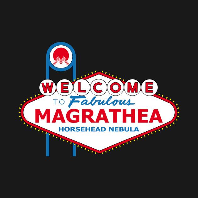 Viva Magrathea T-Shirt