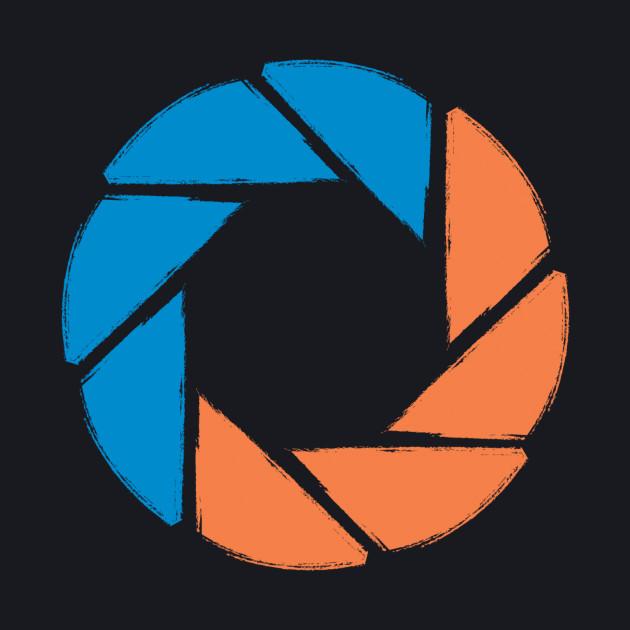 Aperture Science Reticle Logo
