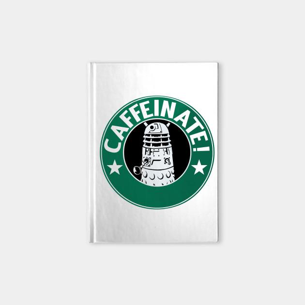 Dalek Starbucks