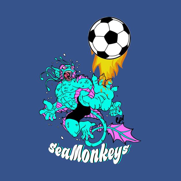 SeaMonkeys Soccer Tee