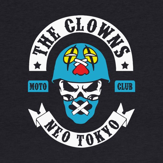 The Clowns - Neo Tokyo