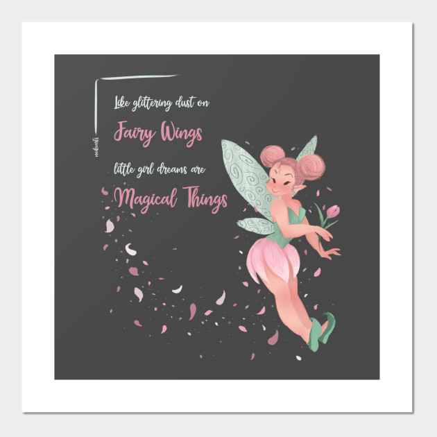 Dreams Are Magical Things Fairytale Posters And Art Prints Teepublic