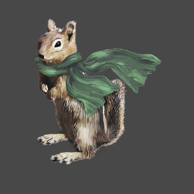 Mr Chipmunk
