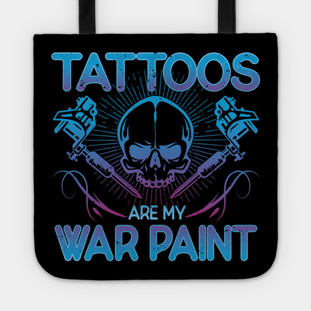 Tattoo War Paint