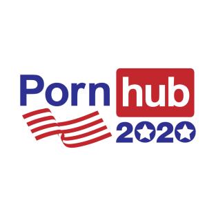 PornHub 2020 t-shirts