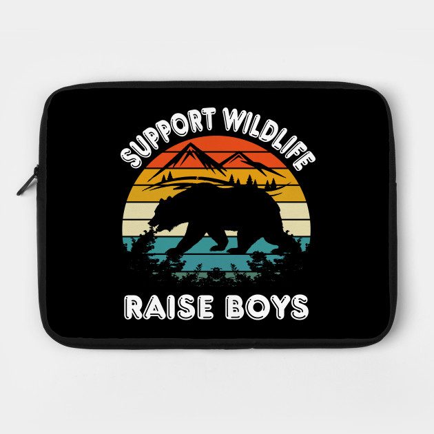 Support Wildlife Raise Boys Gift/ gifts for mom