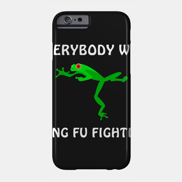 Everybody Was Kung Fu Fighting Funny Meme T-Shirt Men Women - Frog ... b2f7a59f19