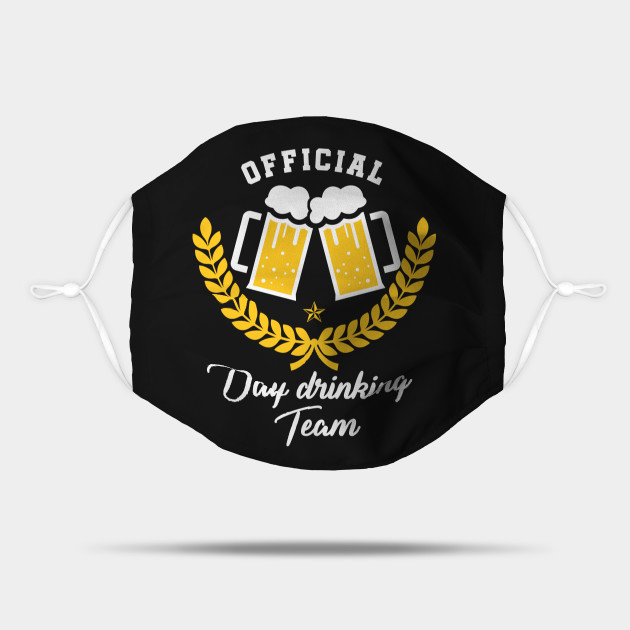 Awesome Official Day Drinking Team Beer Drinker Gift Alcohol Liquor