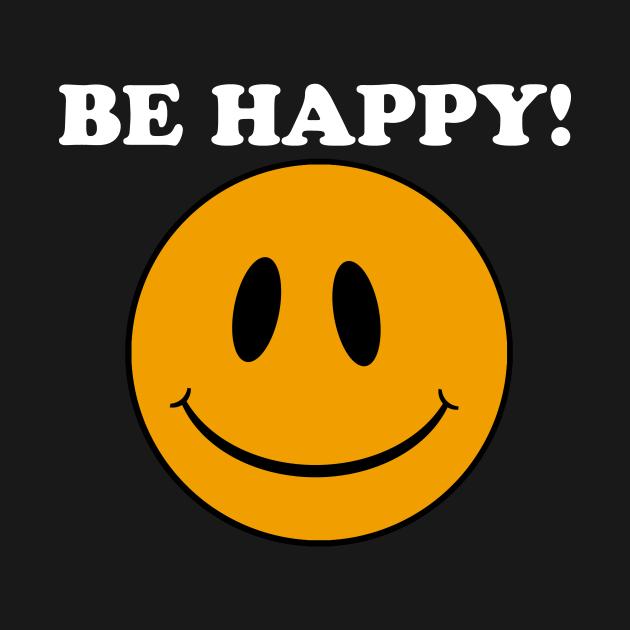 Smiley Face.... Be Happy!! (dark)