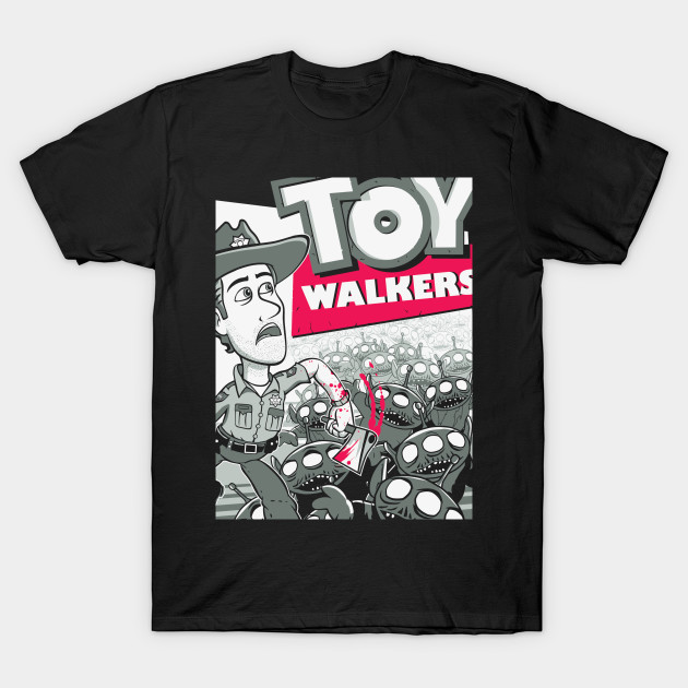 Toy Walkers (Variant) T-Shirt-TOZ