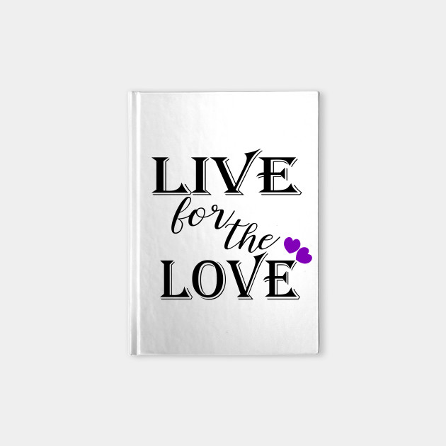 BTS-Live For The Love Quote Art