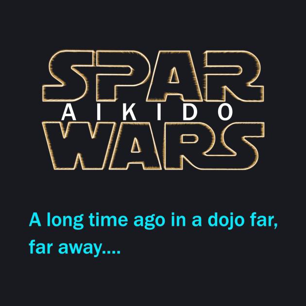 Spar Wars Aikido Dojo Martial Arts Sparring Fighting MMA