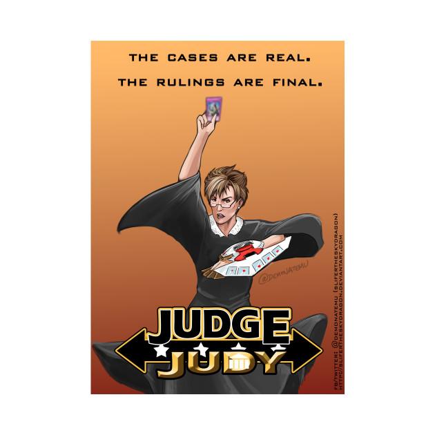 Supreme Duelist Judge Judy
