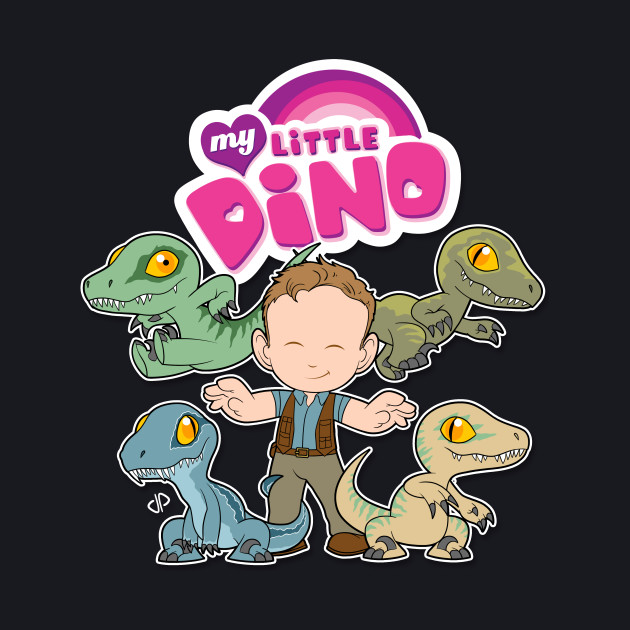 My Little Dino