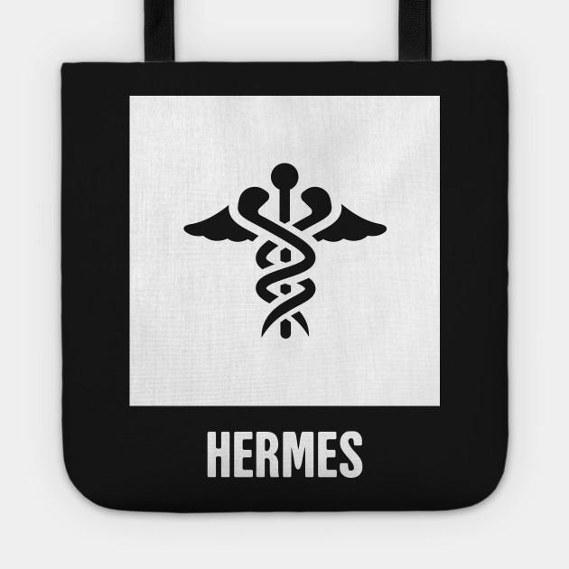 Hermes Greek Mythology God Symbol Greek Mythology Tote Teepublic