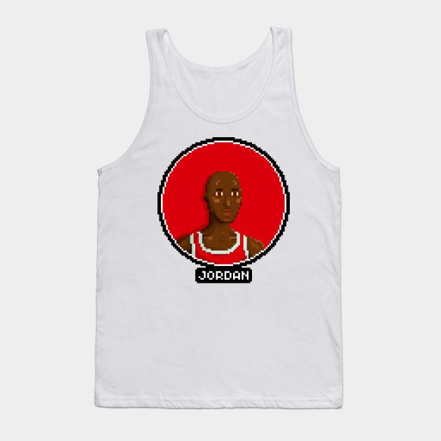 33848934ea69 Michael Jordan - Jordan - Tank Top