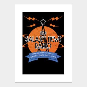 how to find galaxy news radio