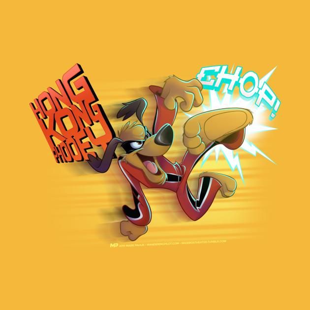 Hong Kong Phooey Chop!
