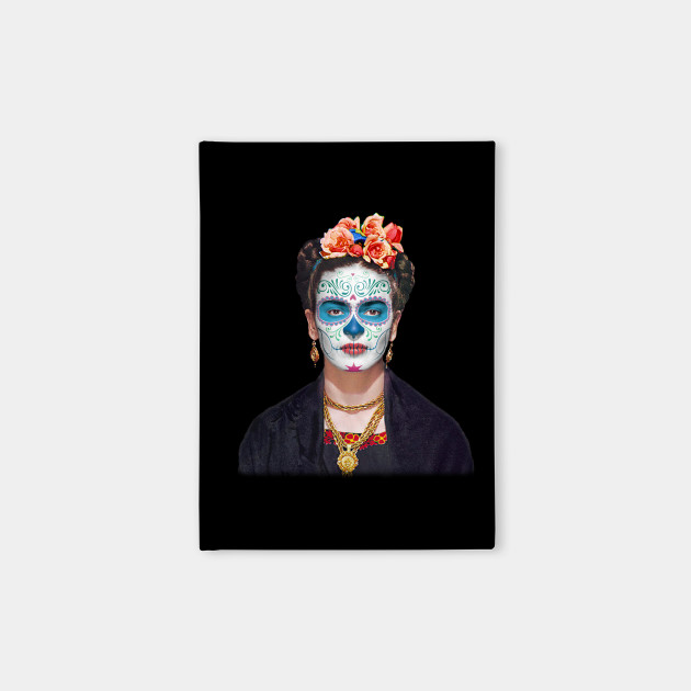 1aac23827a4 Frida Kahlo Day of the Dead