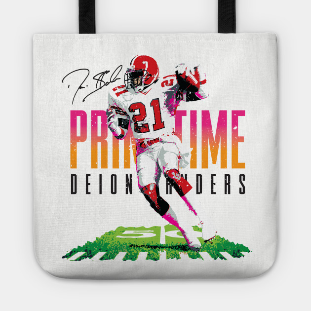 reputable site 05c04 daac4 Deion Sanders Primetime Tee T-shirt