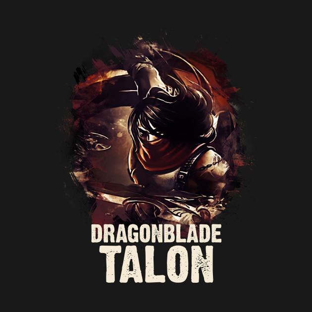 League of Legends DRAGONBLADE TALON