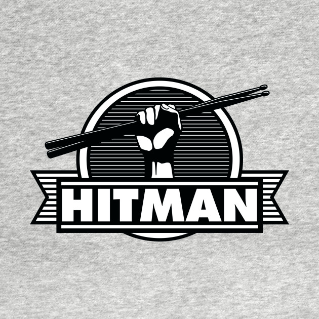 Official HITMAN Percussion T-Shirt