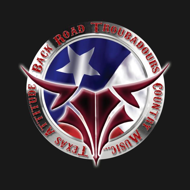 Back Road Troubadours Logo