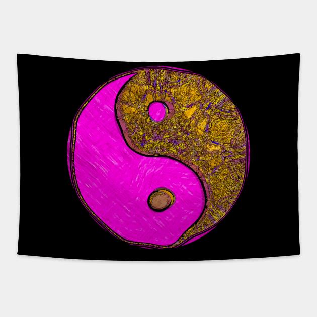 Baked Ying And Yang
