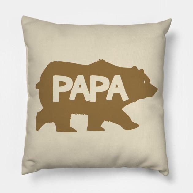 Papa Bear Cushion