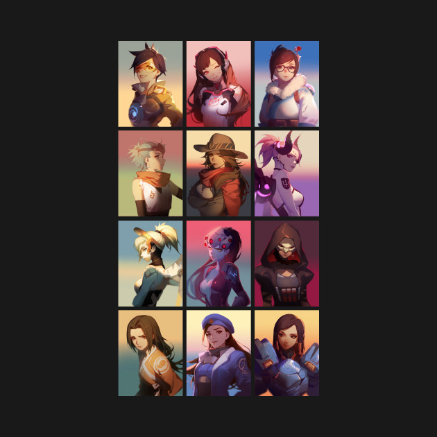 Overwatch - Girls