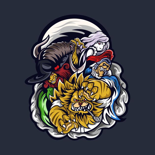 zou onepiece - One Piece - T-Shirt   TeePublic