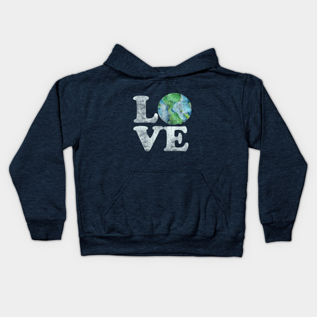 Vintage LOVE Earth Day
