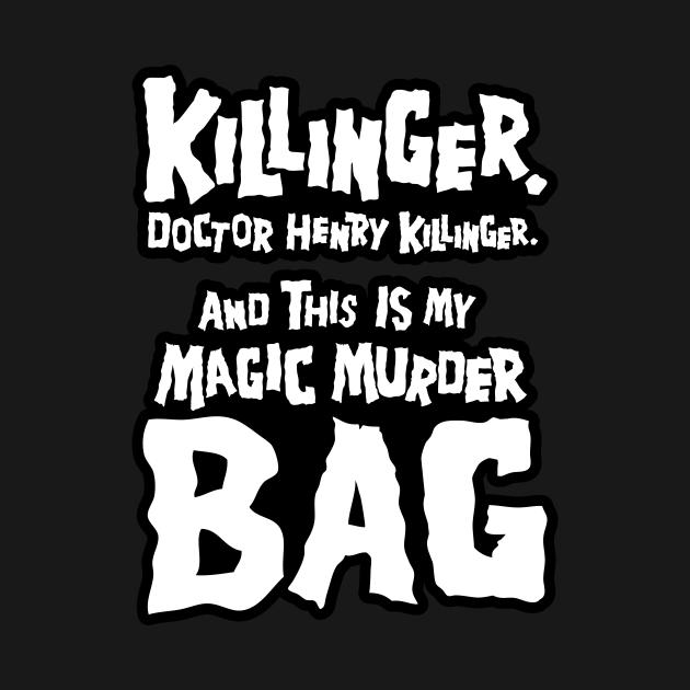 Venture Bros - Magic Murder Bag