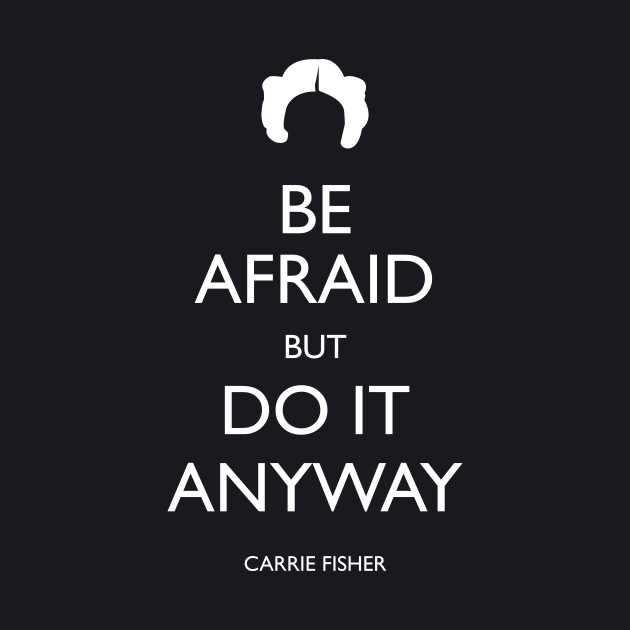 Be Afraid (Leia White)