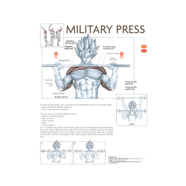 Muscle Chart Exercise Diagram Gym Bodybuilding Motivation T