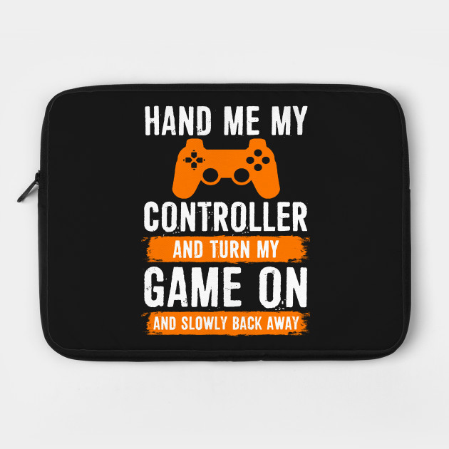 Gamer Shirt - hand me my controller