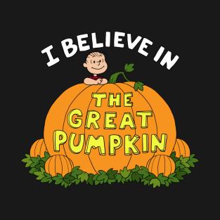 134801e0e Its The Great Pumpkin Charlie Brown T-Shirts | TeePublic