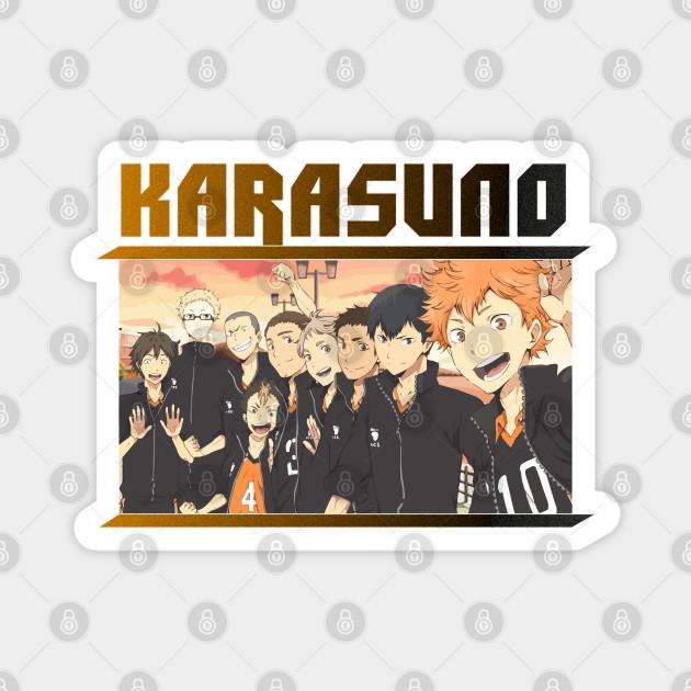 Haikyu Karasuno
