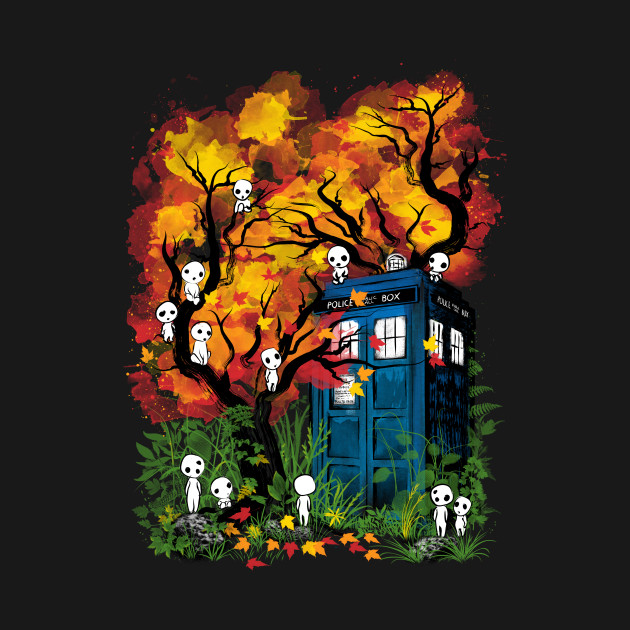 The Doctor in the Forest