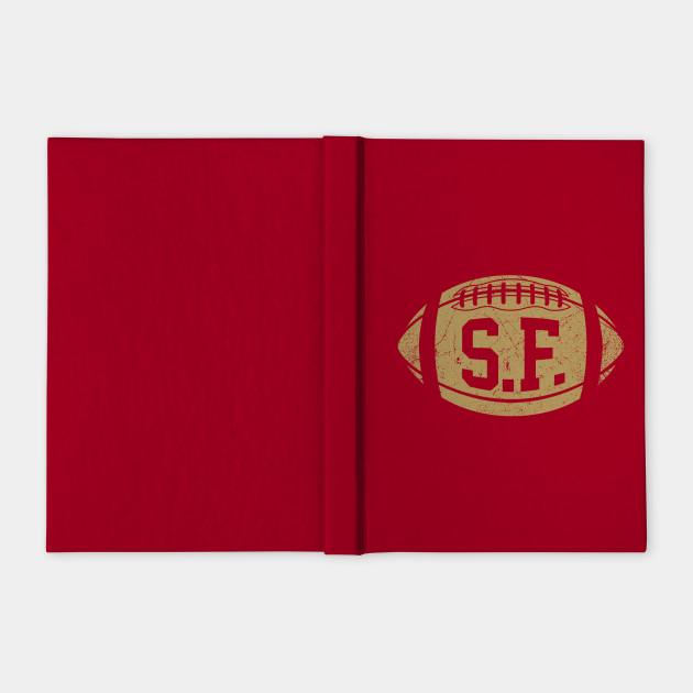 SF Retro Football - Red