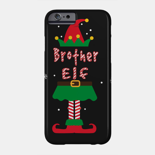 Brother Elf Funny Merry Christmas Gifts - Christmas - Phone Case ...