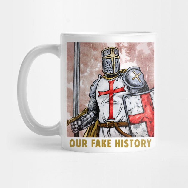 Knights Templar by ourfakehistory