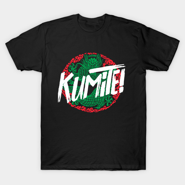 Kumite! - How Did This Get Made - T-Shirt | TeePublic