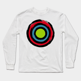 091354965 Target Long Sleeve T-Shirts | TeePublic