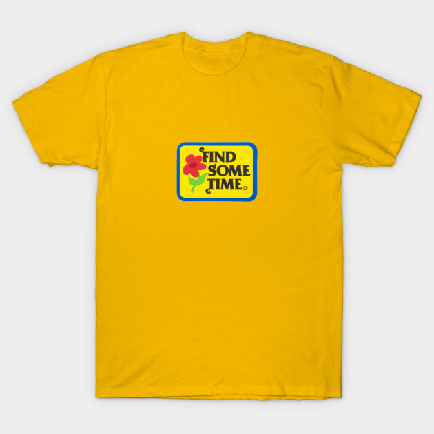 00f18b4a49e2 Find Some Time - Golf Wang - T-Shirt